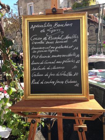 Les sp cialit s lyonnaises picture of le bouchon l 39 isle - Specialite lyonnaise cuisine ...