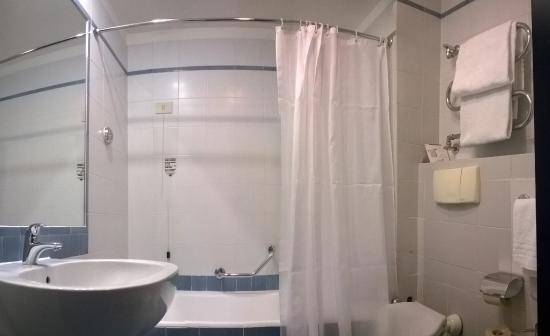 BEST WESTERN Hotel Milton Milano: bathroom