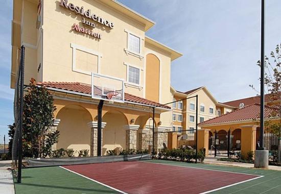 Residence Inn Marriott Abilene: Sport Court