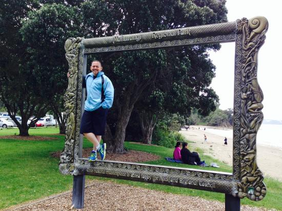 Warkworth, New Zealand: Sullivans Bay, Mahurangi Regional Park