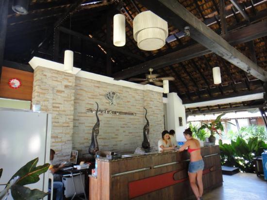 Seashell Resort Koh Tao: Lobby