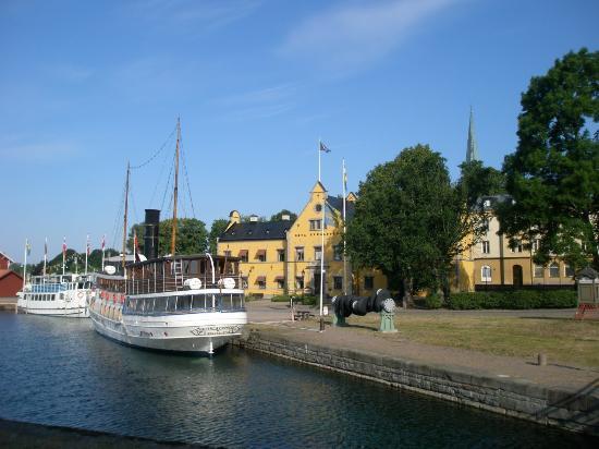 Motala, Sverige: Cöta Canal