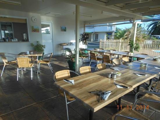 Mundubbera, Avustralya: Al Fresco Bistro