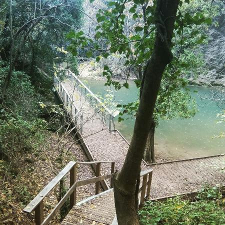 Barjols, France: Vallon des Carmes