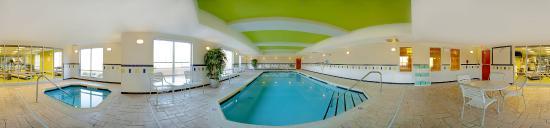 Fairfield Inn & Suites Milledgeville: Pool