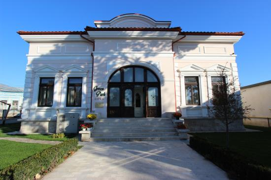 Focsani, Romania: View from front