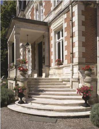 La Membrolle-sur-Choisille, Francia: Chateau De LAubriere