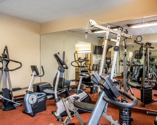 Quality Inn and Suites: Fitness