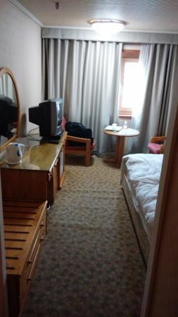 Busan Tourist Hotel: room view