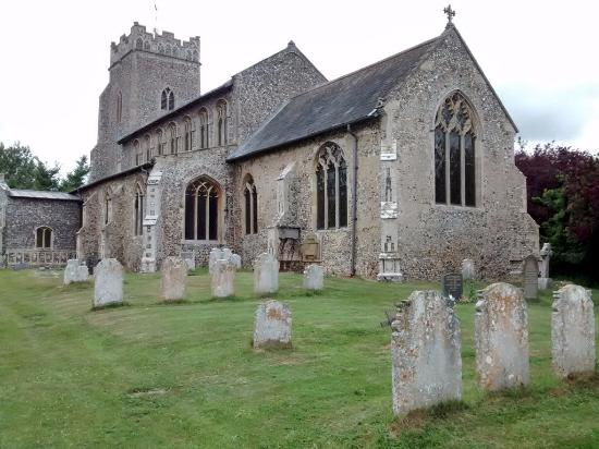 St Peter's Church, Ringland, Norfolk