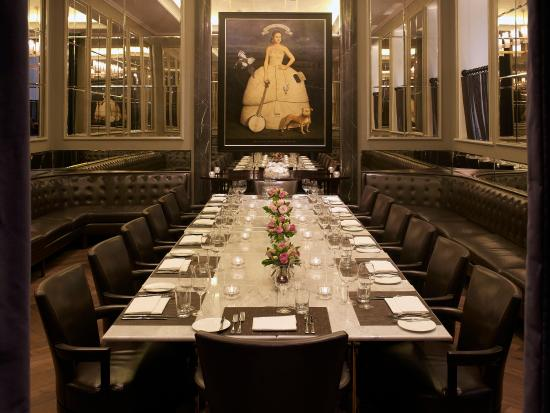 The Northall Private Dining Room - Picture of Corinthia Hotel ...