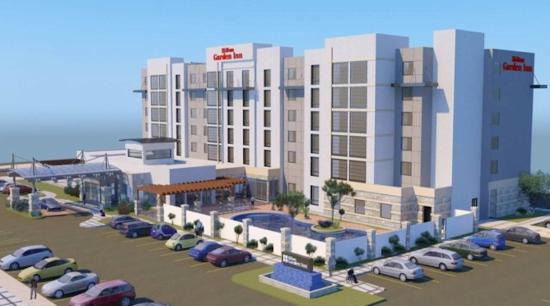 Hilton Garden Inn Tuxtla Gutierrez: Hotel Exterior