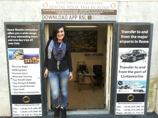 Rome Shuttle Limousine Day Tours