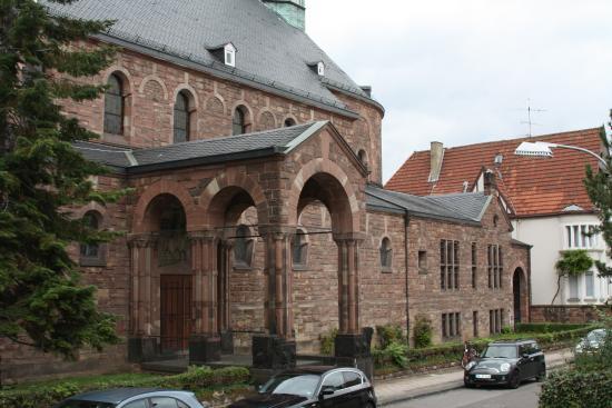 Christ Konig Kirche