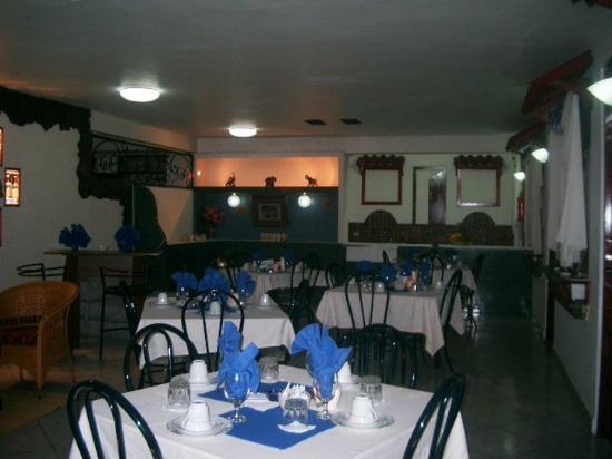 Hotel Inca Real: Restaurante