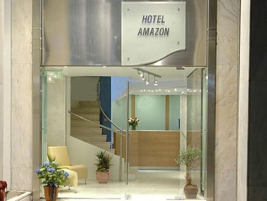 BEST WESTERN Amazon Hotel: Lobby