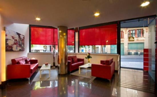 Hotel Medicis: Lobby