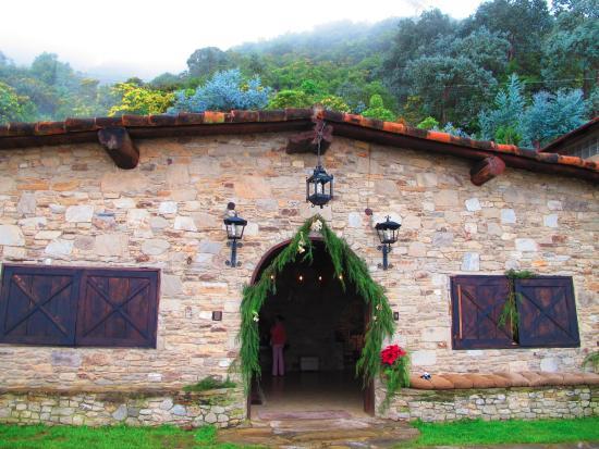Galipan, Venezuela: A nice, welcoming Posada