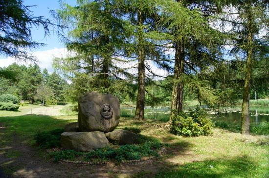 Murowana Goslina, Poland: Arboretum