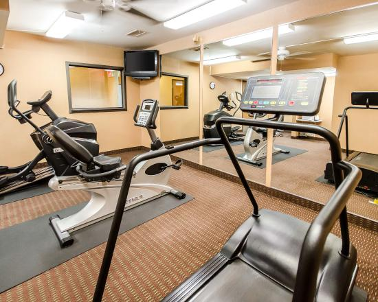 Quality Inn : Ky Fitness