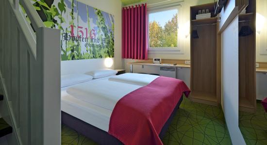 B&B Hotel Ingolstadt: Familienzimmer
