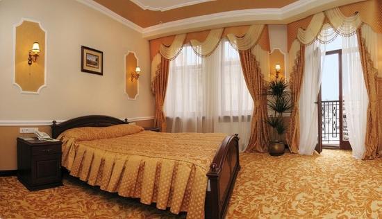 Panorama Hotel: Suite