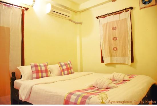 Symoungkoun Guest House: Double Room