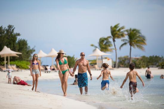 Santa Barbara Beach & Golf Resort, Curacao : Beach Time