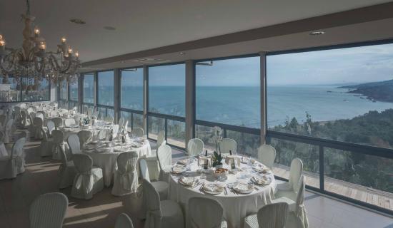 Matrimonio Vista Mare Toscana : Ristorante vistamare eventi vasto recensioni