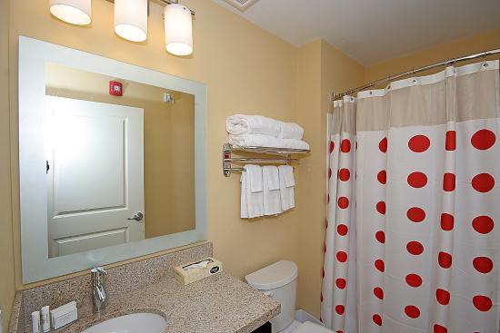 Aiken, Νότια Καρολίνα: Bathroom