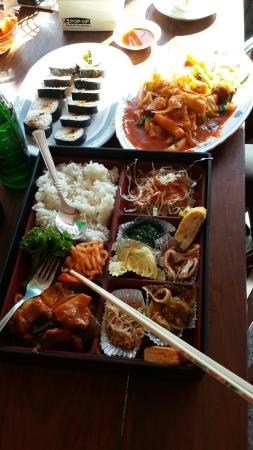 Korean Kitchen Picnic