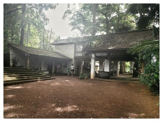 Bentota, Sri Lanka: Entrance Court