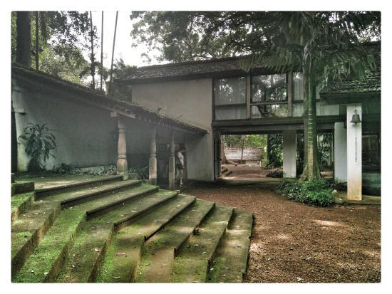 Bentota, Sri Lanka: Entrance Courtyard
