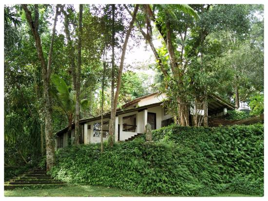 Bentota, Sri Lanka: Original rooms converted to hotel