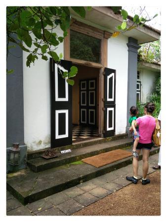 Μπεντότα, Σρι Λάνκα: Original Villa, now a hotel