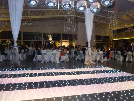 finca del rocio fiesta en una fiesta de casamiento