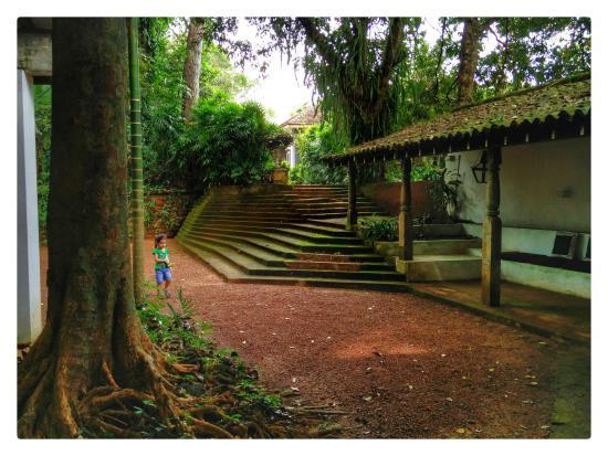 Μπεντότα, Σρι Λάνκα: Entrance Court