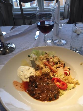 Gnesta, Sverige: Le Couscous vu par un suèdois
