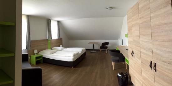 Gremmelin, Alemania: Nebengebäude, Zimmer im 1.OG
