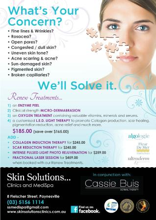 Skin care Packages - Picture of Skin Solutions Clinics and