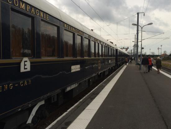 Vsoe Picture Of Venice Simplon Orient Express Day Trips