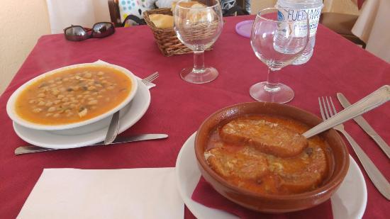 Restaurante El Campo - El Abuelo