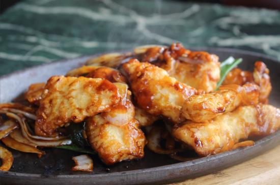 Fushen Chinese Seafood Restaurant