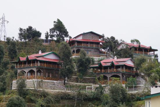 Jageshwar, Ινδία: Our Cottages