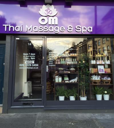 ‪OM Thai Massage & Spa‬