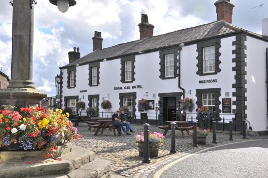 Garstang, UK: Royal Oak, an ancient hostelry