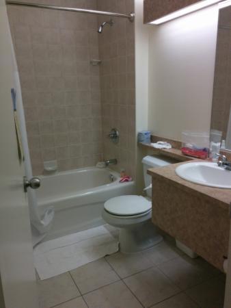Boischatel, Kanada: Washroom