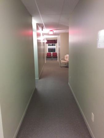 Boischatel, Kanada: Indoor hallway