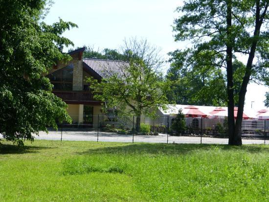 Izbicko, Polônia: widok ogólny