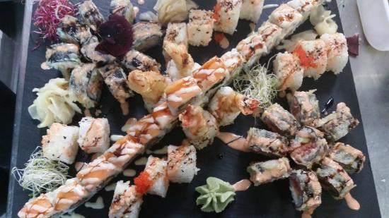 Restaurant koi dans aix en provence avec cuisine japonaise for Koi japonais aix en provence